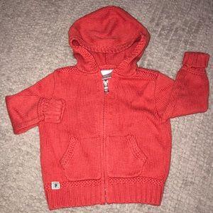 Ralph Lauren Knitted Jacket 12M